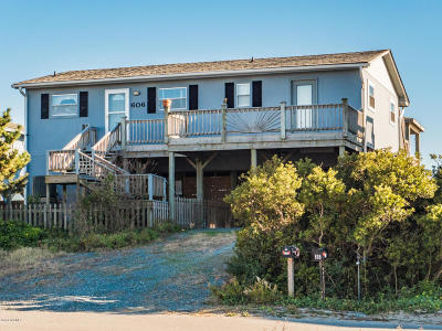 Surf City Single Family Home For Sale: 606 N Shore Drive