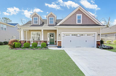 Wilmington Single Family Home For Sale: 8258 Porters Crossing Way