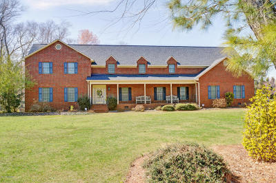 Winterville Single Family Home For Sale: 3904 Frog Level Road