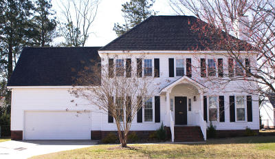 Nashville Single Family Home Active Contingent: 206 Woodfield Drive