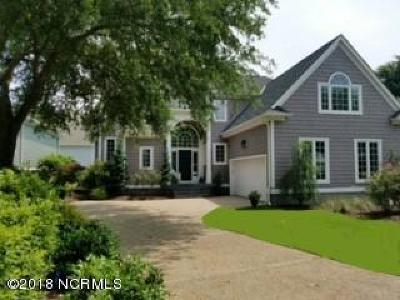 Wilmington Single Family Home For Sale: 2008 Trimaran Place