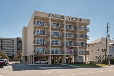 Wrightsville Beach Condo/Townhouse For Sale: 104 S Lumina Avenue #106