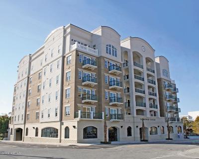 Wilmington Condo/Townhouse For Sale: 124 Walnut Street #507