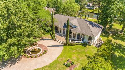 Olde Point, Olde Point Villas Single Family Home For Sale: 119 White Heron Cove Road