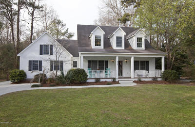 Wilmington Single Family Home For Sale: 520 Tibbys Drive