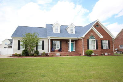 Winterville Single Family Home For Sale: 301 W Meath Drive