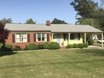 Farmville Single Family Home For Sale: 6063 May Blvd