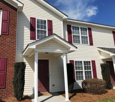 Greenville Condo/Townhouse For Sale: 1548 Manning Forest Drive #M2