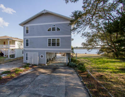 Ocean Isle Beach Single Family Home For Sale: 2024 Camelot Drive SW