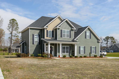 Greenville Single Family Home For Sale: 2013 Blackberry Drive