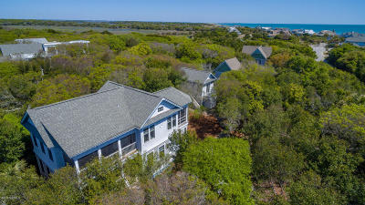 Bald Head Island Single Family Home For Sale: 617 Ocracoke Way
