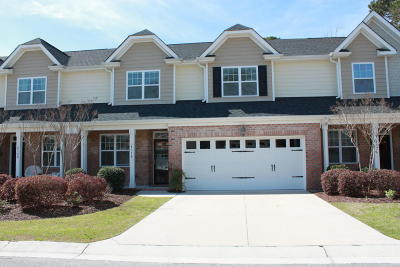Wilmington NC Condo/Townhouse For Sale: $259,000