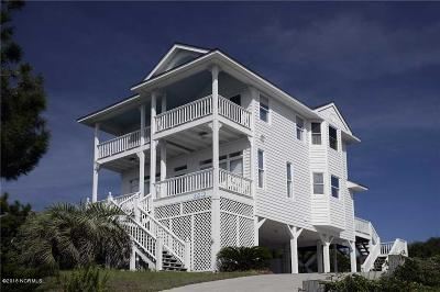 Emerald Isle Single Family Home For Sale: 6612 Ocean Drive