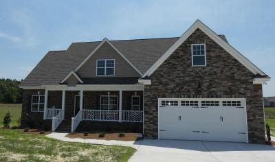 Rocky Mount NC Single Family Home For Sale: $279,900