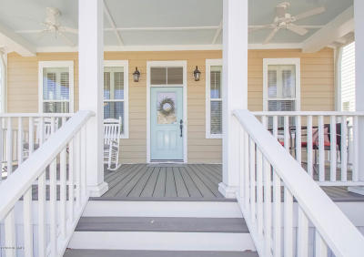 Ocean Isle Beach Single Family Home For Sale: 1630 Waterway Cove Drive SW
