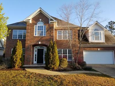 Leland Single Family Home For Sale: 1113 Foxbow Cove
