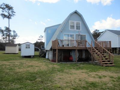Beaufort NC Single Family Home For Sale: $225,000