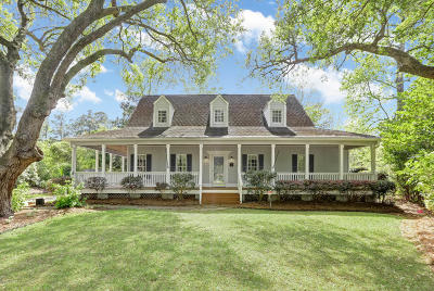 Wilmington Single Family Home For Sale: 6100 Blenheim Place
