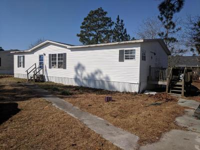 Hubert Manufactured Home For Sale: 309 N Winchester Lane