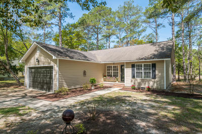 Bolivia Single Family Home For Sale: 3141 Channel Drive SE