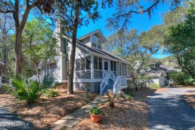 Bald Head Island Single Family Home For Sale: 28 Ibis Roost