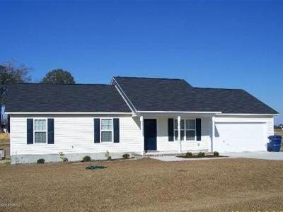 Richlands Single Family Home Active Contingent: 308 Shadyrock Path