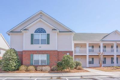 Wilmington Condo/Townhouse Active Contingent: 1418 Willoughby Park Court #1