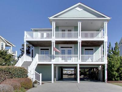 Holden Beach Single Family Home For Sale: 342 Marker Fifty Five Drive