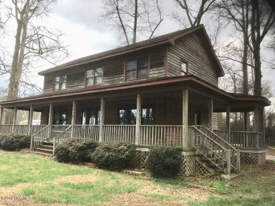 Edgecombe County Single Family Home For Sale: 420 S Fairview Road