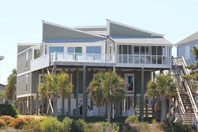 Oak Island NC Single Family Home For Sale: $1,299,000