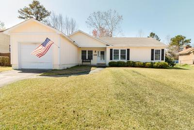 Midway Park Single Family Home For Sale: 2039 Hunters Ridge Drive