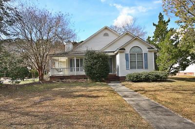 Greenville NC Single Family Home For Sale: $155,000