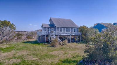 North Topsail Beach, Surf City, Topsail Beach Single Family Home For Sale: 234 Port Drive