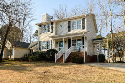 Greenville NC Single Family Home For Sale: $144,600