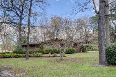 Wilmington Single Family Home For Sale: 2217 Gillette Drive