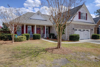 Wilmington Single Family Home For Sale: 405 New Kent Drive