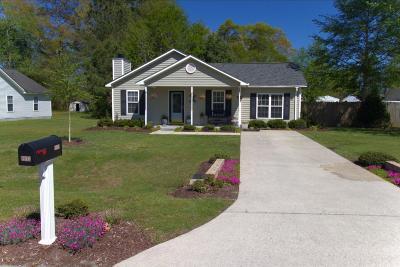 Jacksonville Single Family Home For Sale: 350 Lands End Lane