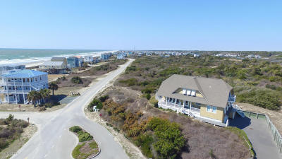 Holden Beach Single Family Home For Sale: 107 Dunescape Drive