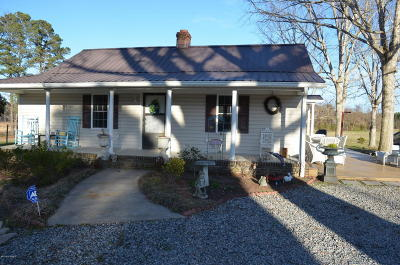 Nash County Single Family Home For Sale: 2917 S Browntown Road