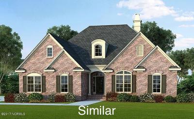 Leland Single Family Home For Sale: 1013 Golden Sands Way