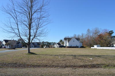 Swansboro Residential Lots & Land For Sale: 215 Bluewater Cove