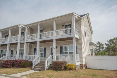 Swansboro Condo/Townhouse For Sale: 38 Ketch Drive
