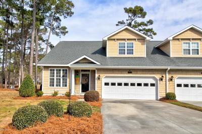 Morehead City Condo/Townhouse For Sale: 211 A Reserve Green Drive