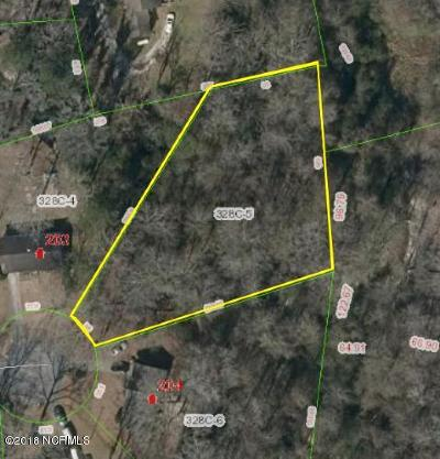 Onslow County Residential Lots & Land For Sale: Lot 34 Hofmann Drive