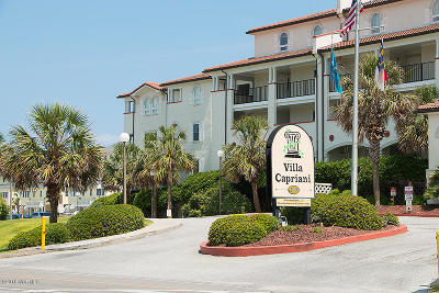 North Topsail Beach, Surf City, Topsail Beach Condo/Townhouse For Sale: 790 New River Inlet Road #118 B