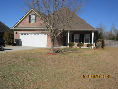 Single Family Home For Sale: 263 Silver Creek Loop