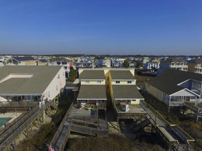 Ocean Isle Beach Condo/Townhouse For Sale: 188 E First Street