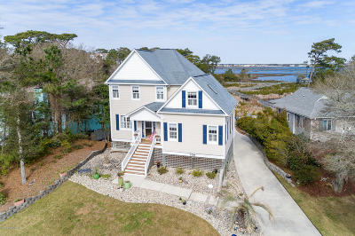 Emerald Isle Single Family Home For Sale: 309 Lord Berkley Drive