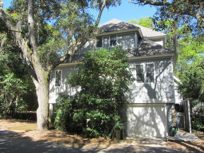 Bald Head Island Single Family Home For Sale: 125 N Bald Head Wynd #6