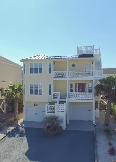 Ocean Isle Beach Single Family Home For Sale: 183 W Fourth Street